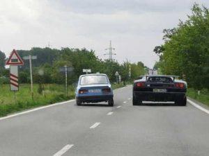 Lada vs Lamborghini