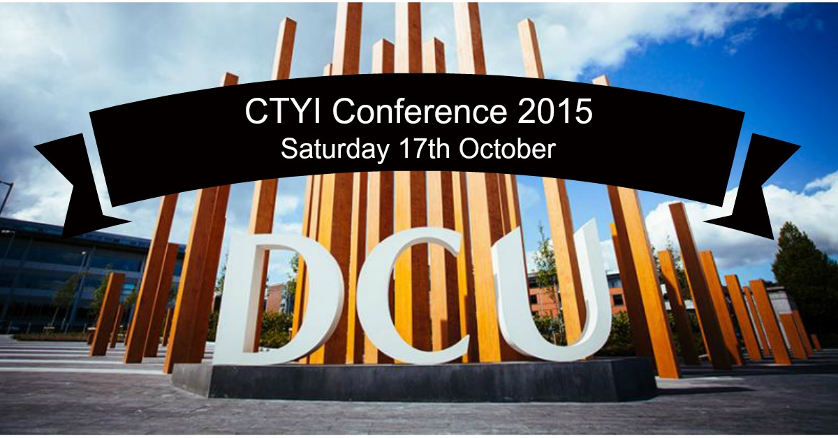 CTYI conference 2015